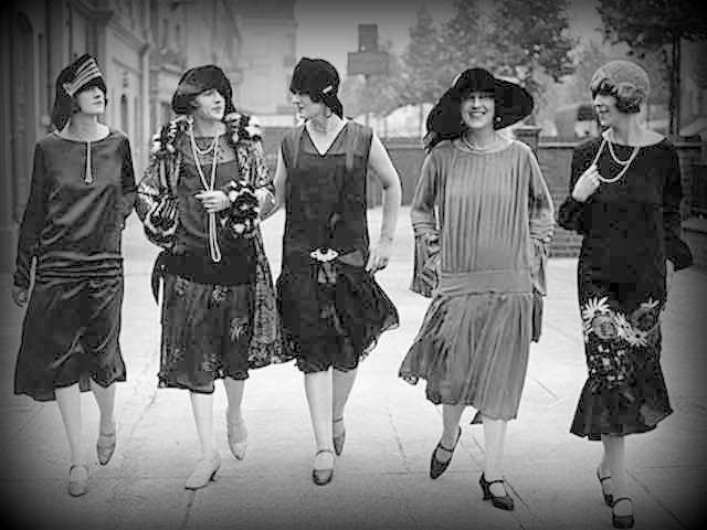FANNY THE FLAPPER AND THE ROARING TWENTIES | Flappers ...