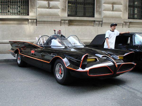 50+ 1960s batmobile info