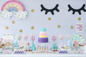 Festa Infantil | Doces Sonhos | Vestida de Mãe | Blog sobre Gravidez, Maternidade e Bebês por Fernanda Floret