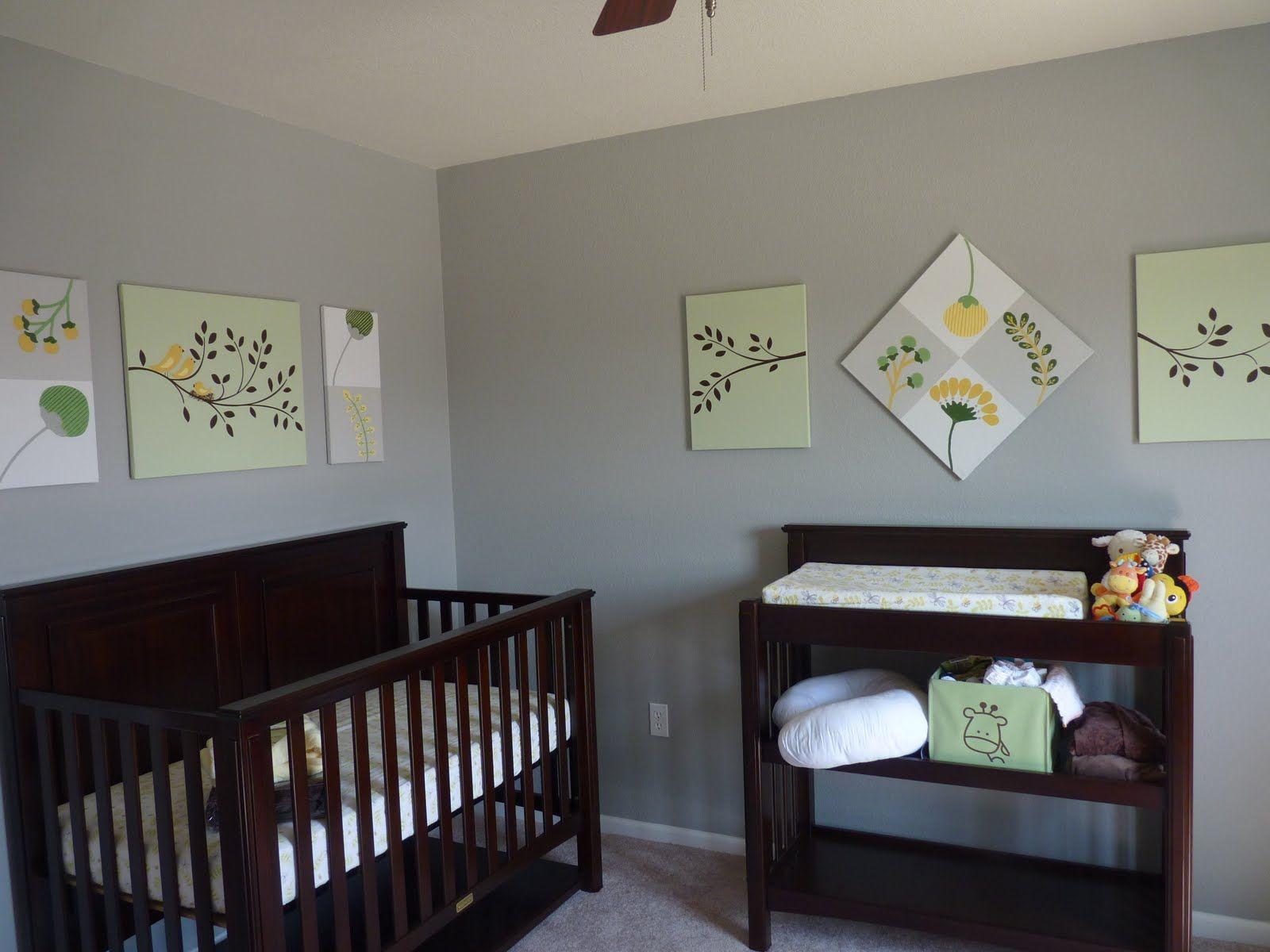 neutral baby nursery ideas