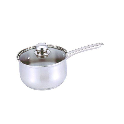 Culinary Edge 02101 Saucepan With Glass Cover 1quart Click Image To Review More Details This Is An Affilia Cookware Display Saucepan Cookware Set