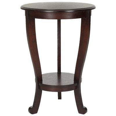 August Grove Candice End Table & Reviews   Wayfair   Northrup ...