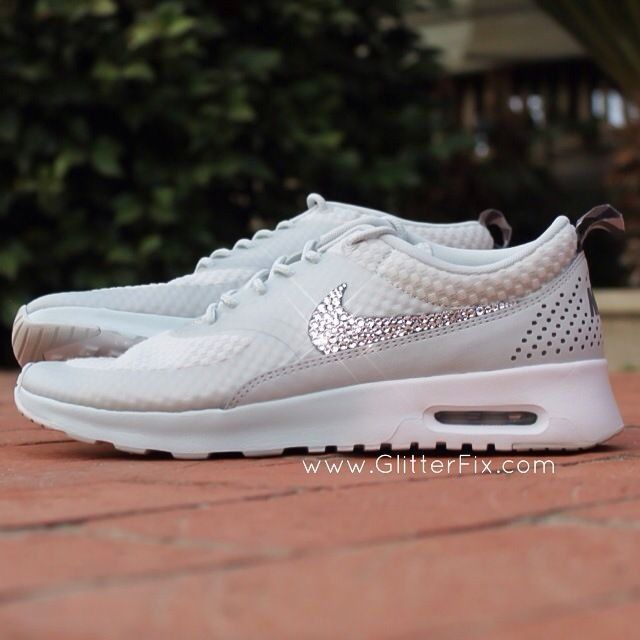 Gorgeous! Brand new customized pair of Nike Air Max Thea ...