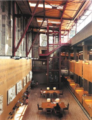 Carpenter Library, Bryn Mawr College