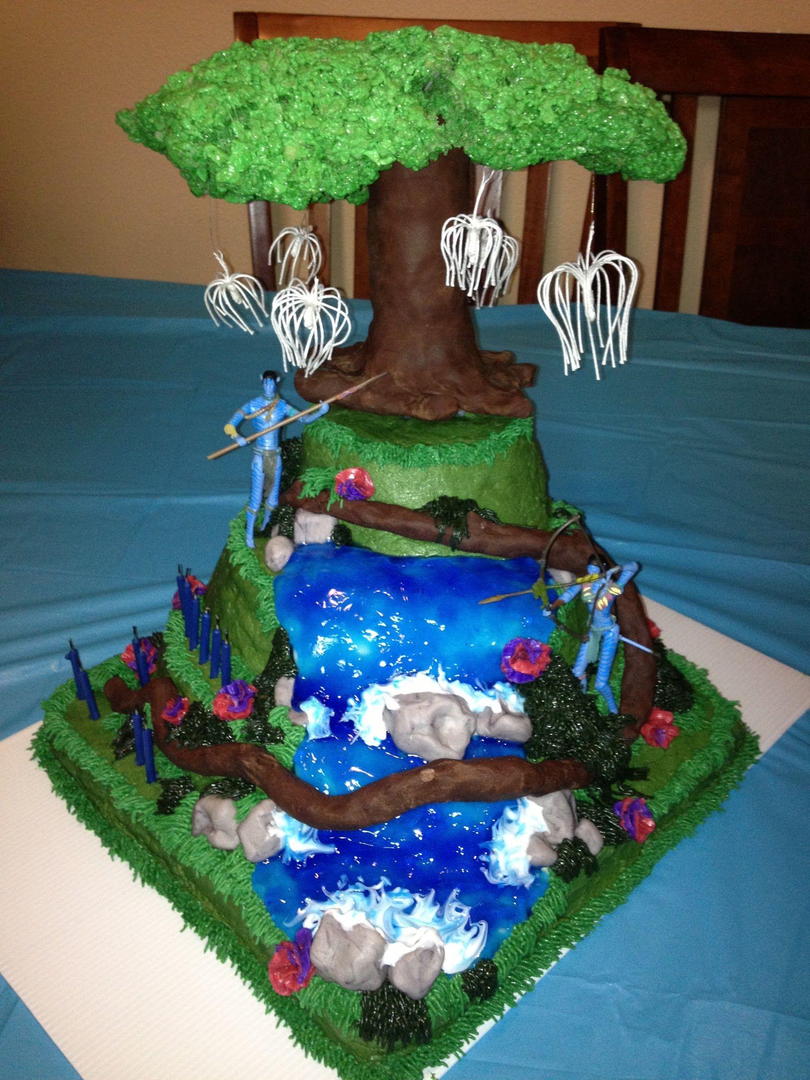 Avatar Cake Pandora Cake Disney Cakes Pandora Avatar