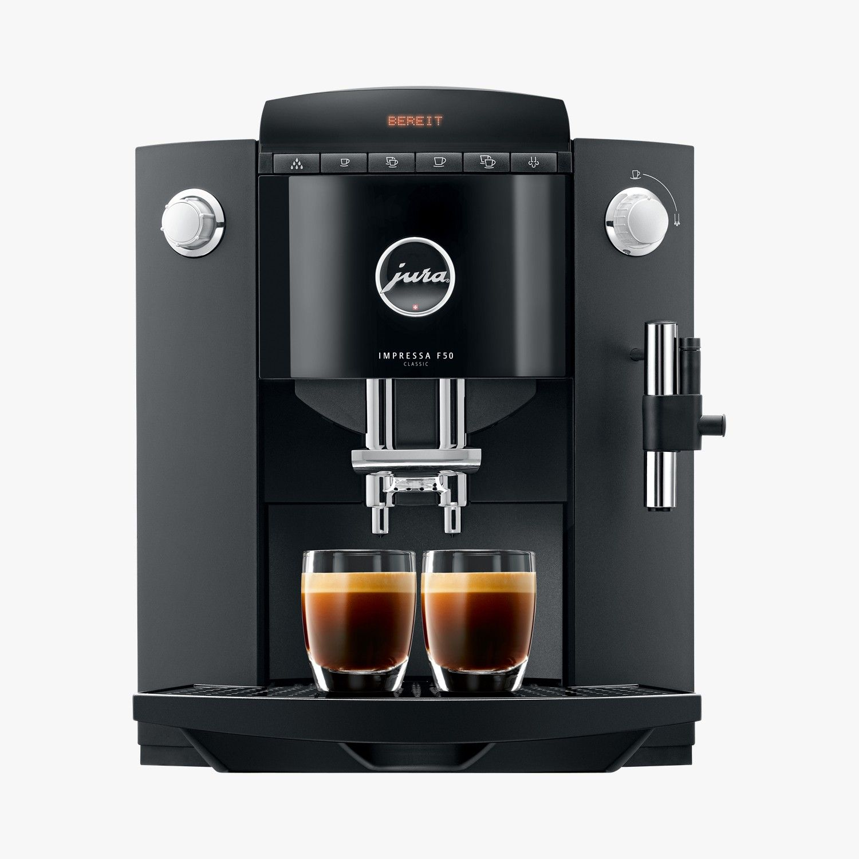 Machine, Impressa F50 Classic Jura Find this product on