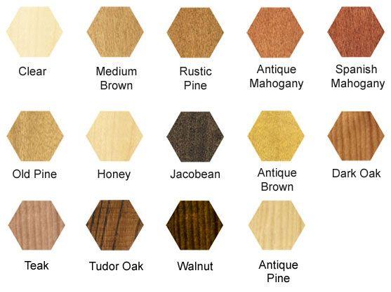 Colour Swatch Pallets