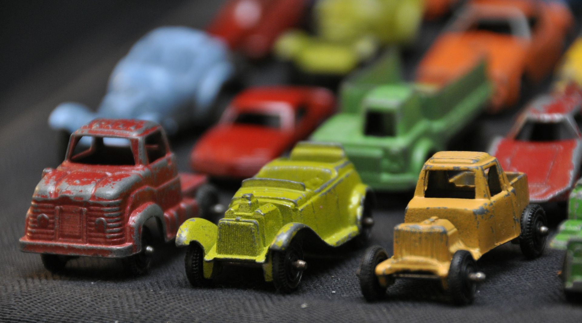 Matchbox toys. Gulf Coast Trader - Online, Estate and Inventory ...
