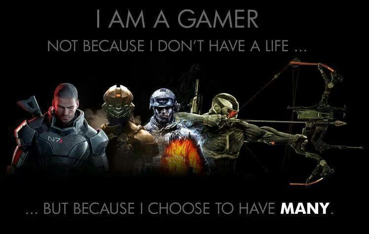 Gaming Girls Quotes. QuotesGram