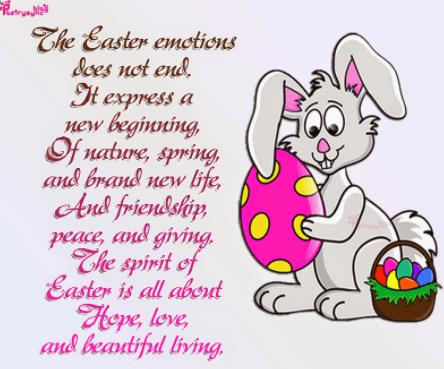 Easter sunday poems 2018 happy easter 2018 pinterest easter easter sunday poems 2018 m4hsunfo