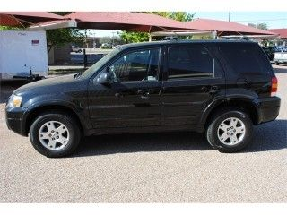2007 Ford Escape 2wd 4dr V6 Auto Limited Ford Escape Ford Used
