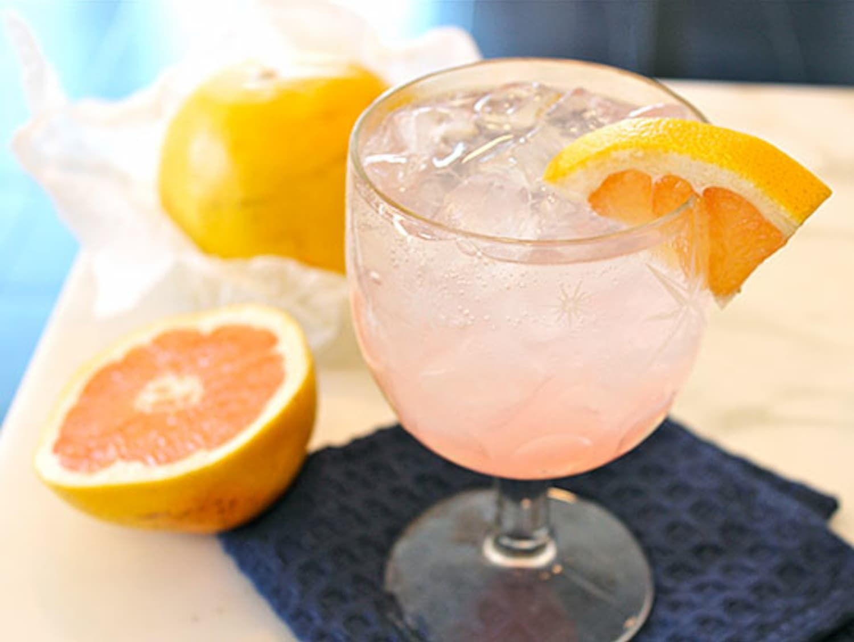 The Pink Paloma Cocktail Recipe Paloma cocktail