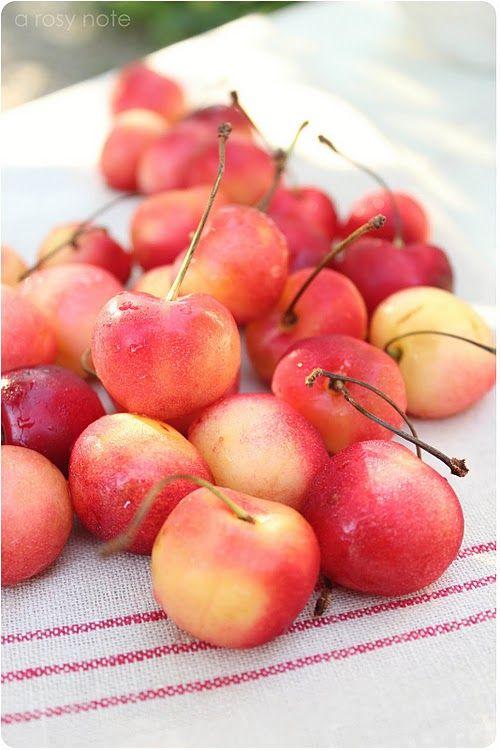 36+ When are rainier cherries in season information