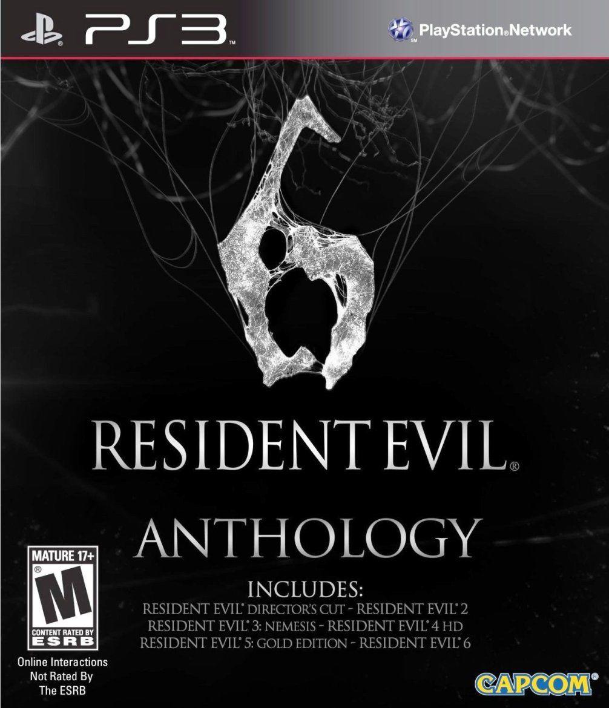 Resident Evil 6 Anthology Fuse Xbox 360 Amazon Ps3
