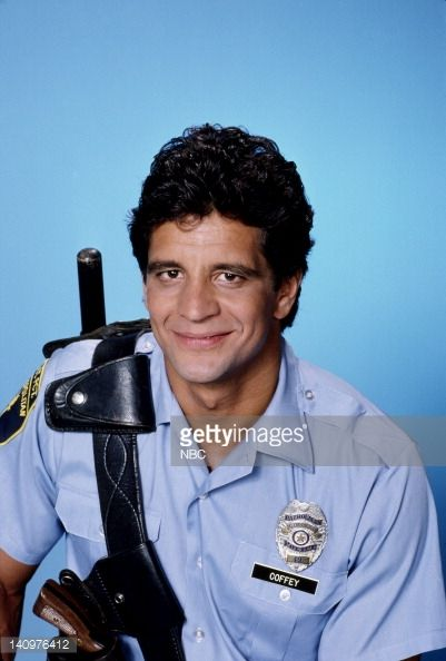Ed Marinaro as Officer Joe Coffey on Hill Street Blues
