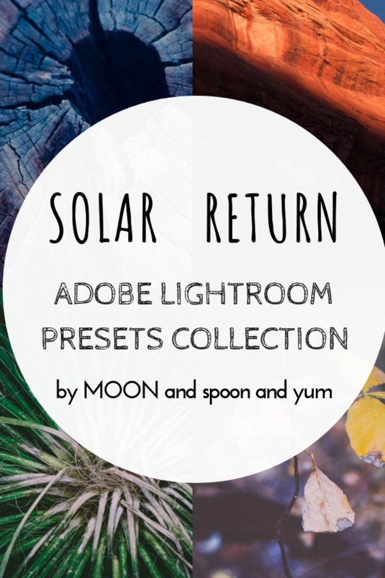 Lightroom collection set