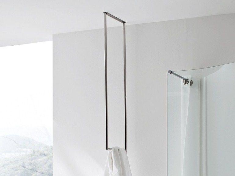 Minimal handtuchhalter by rexa design bad ideen farbig for Minimal wohnen