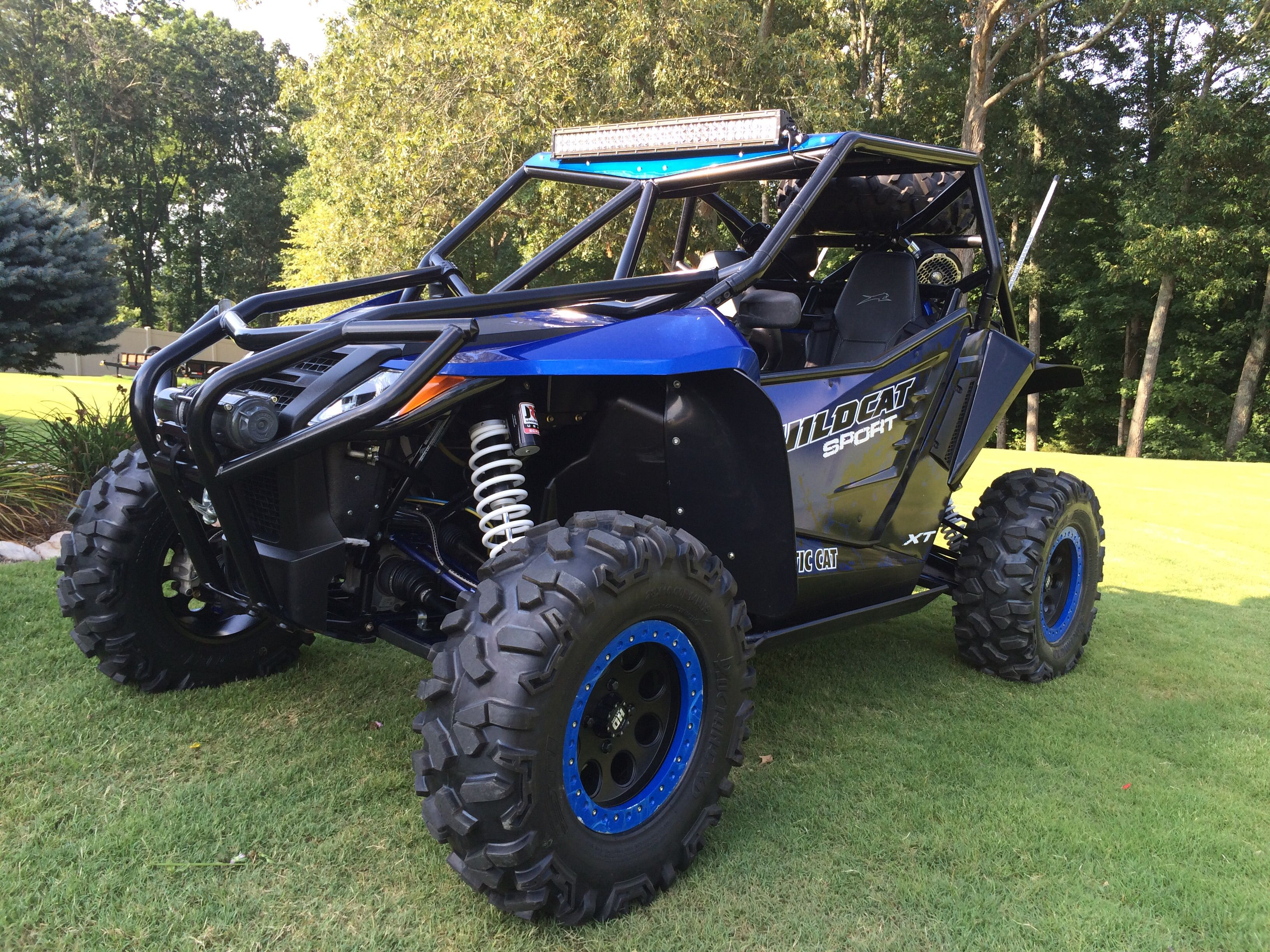 Wildcat Sport Arctic Cat Wildcat Forum Monster trucks