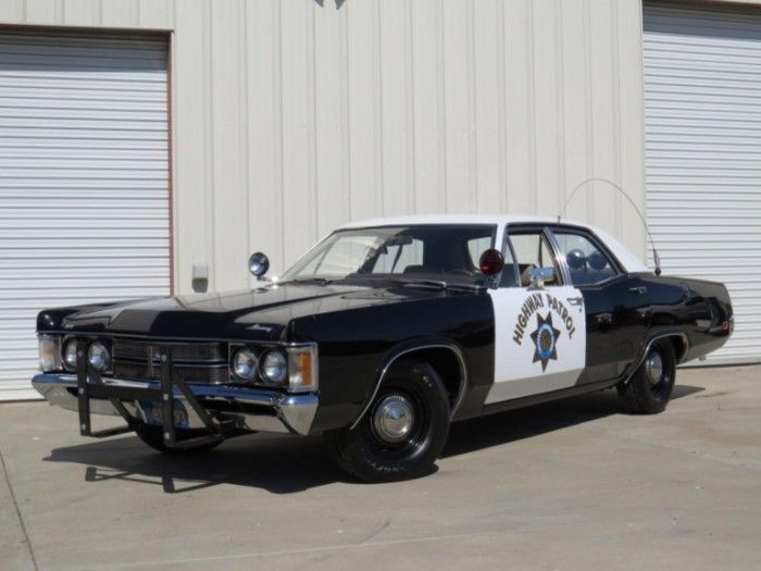 1970 Mercury Monterey Police Package 428 4bbl