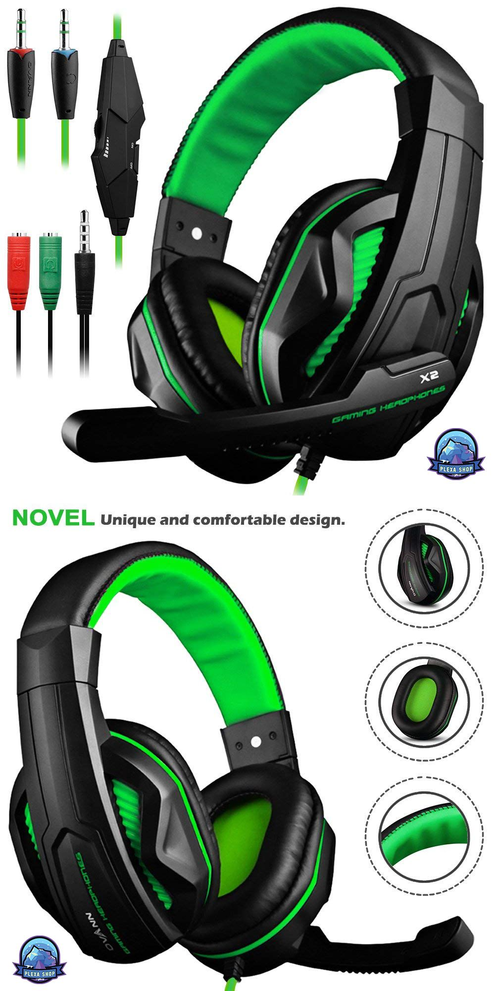 Headsets 171821: Fortnite Pro Headset With Mic And Volume Control