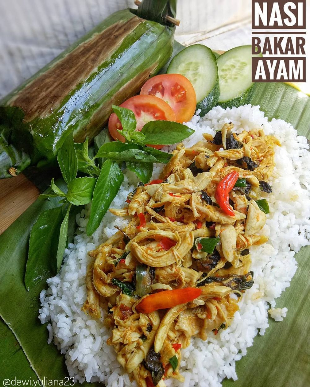 Resep Nasi Bakar Spesial C 2020 Instagram Dewi Yuliana23 Instagram Laila Umi Resep Masakan Masakan Resep Makanan Sehat