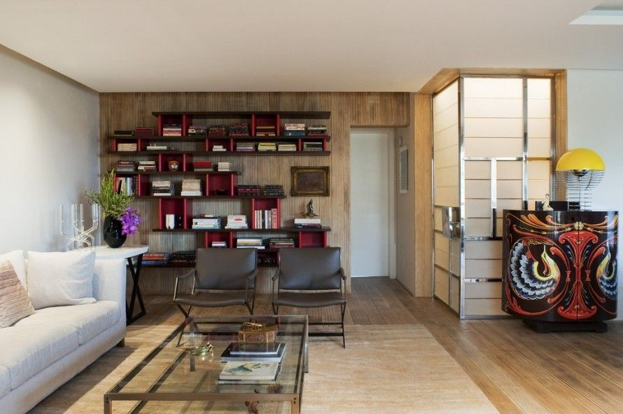 Chic Apartment Decor | ... Apartment With The Simplicity of ...