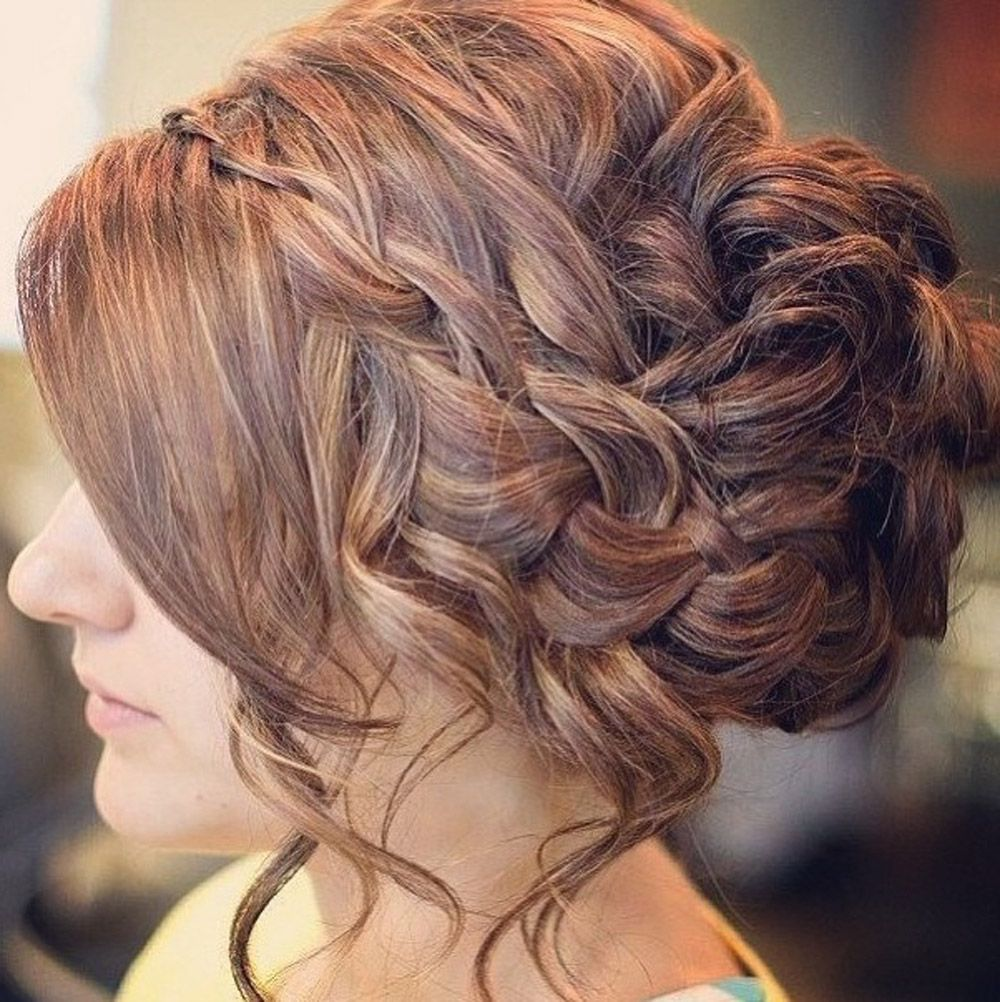 Glamorosa y hermosa prom updo para el pelo largo http image 5 of 13 prom hairstyle for long hair pmusecretfo Choice Image