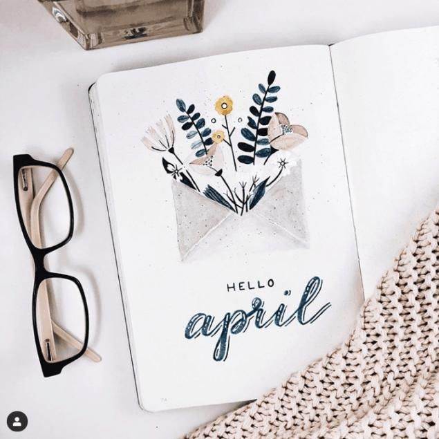 100+ Of The Best Bullet Journal Theme Ideas by Month | ElizabethJournals