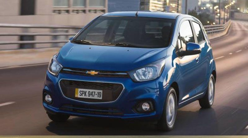 Chevrolet Spark Gt 2020 En 2020 Chevrolet Spark Spark Gt Jaula