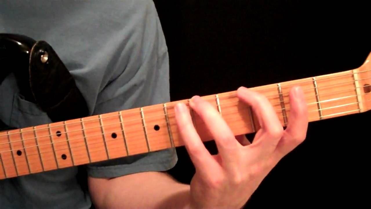 Legato Exercises Intermediate Guitar Lesson Guitar