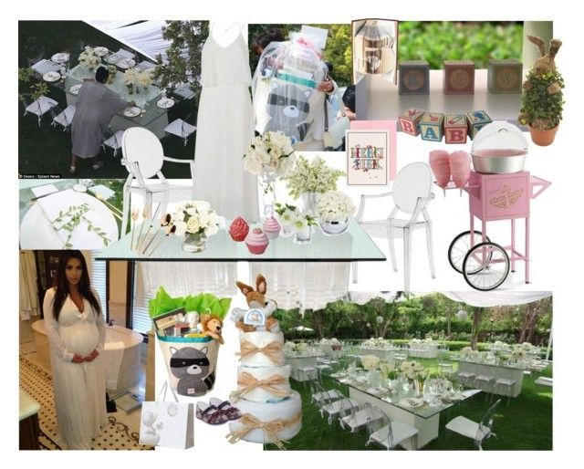 Kim Kardashian S Baby Shower For North Nori West Polyvore