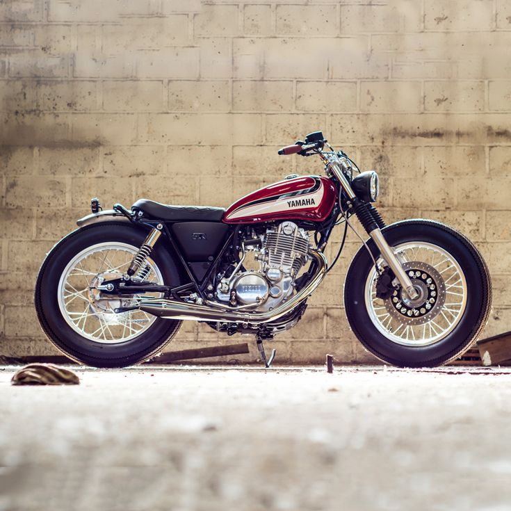 A tasty new batch of Yard Built customs has just dropped, this time from Yamaha Motor's European dealers. Can they measure up to the pro workshops? On the evidence of this beautiful SR400, we'd say yes. Click through to see the rest.