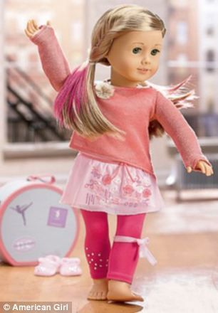 dolls Sweatpants pink hair and piercings for an extra 14 Meet Isabelle the dancer American Girls doll of 2014