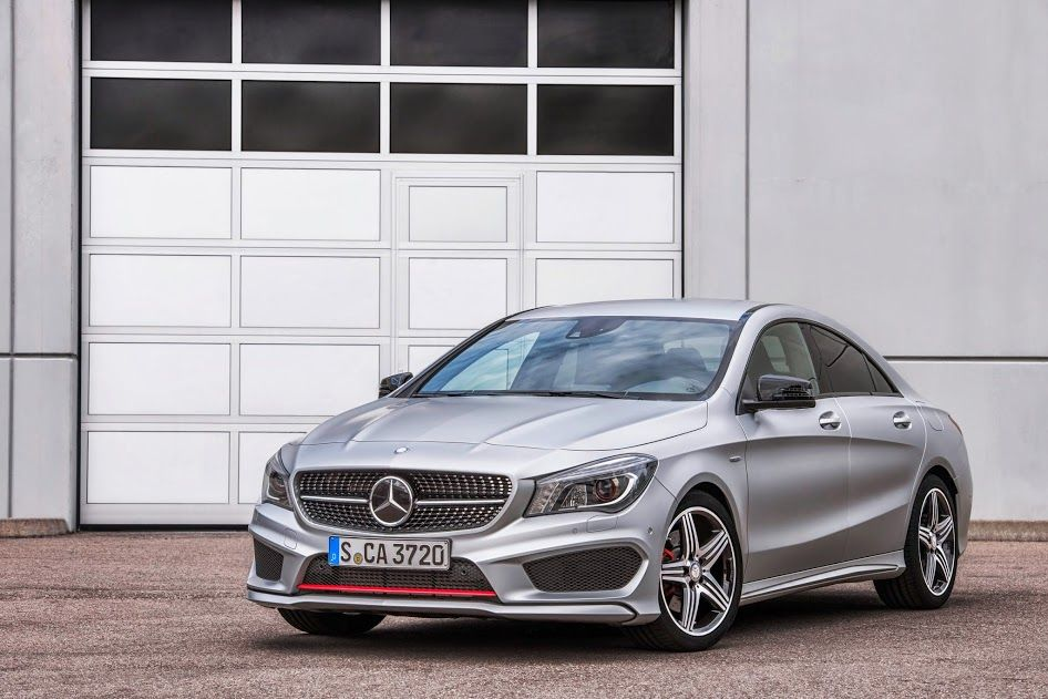 The Mercedes Benz Cla Class Carleasing Deal One Of The Many Cars