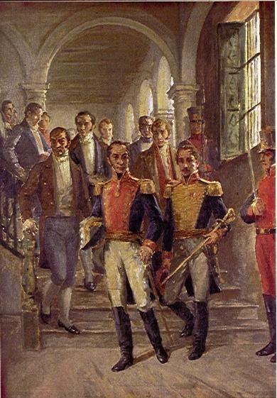 Congreso De Cucuta Simon Bolivar Wikipedia The Free