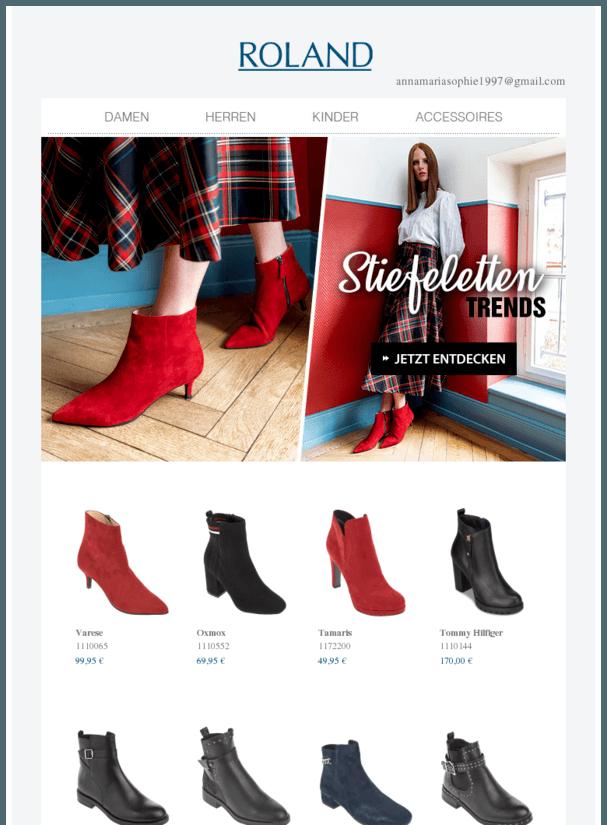 Entdecke Die Neuen Stiefeletten Trends Schuhe Https Deal Held De Entdecke Die Neuen Stiefeletten Trends Stiefeletten Trend Stiefeletten Trends