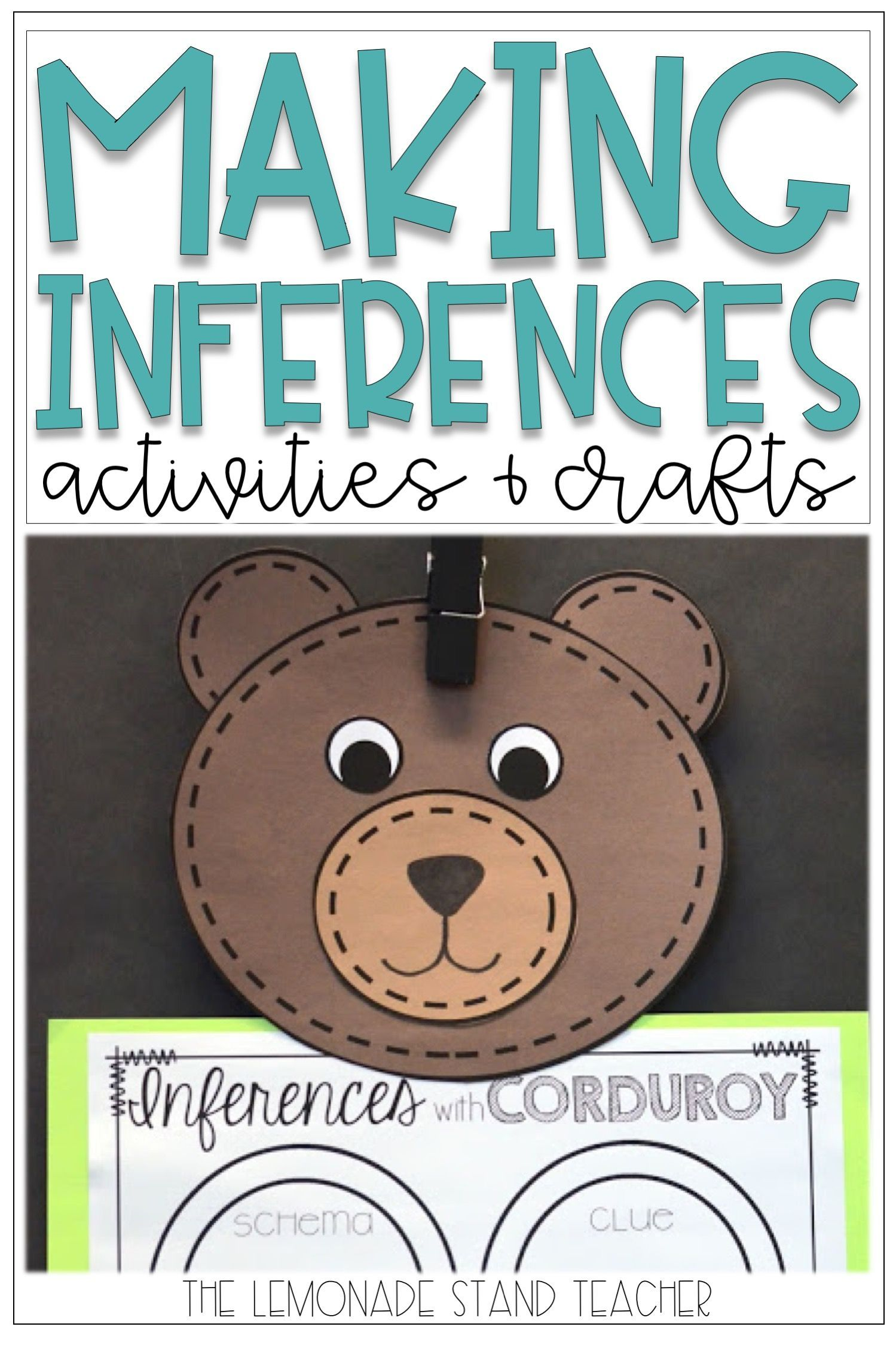 These Activities And Crafts For 1st And 2nd Grade Are A