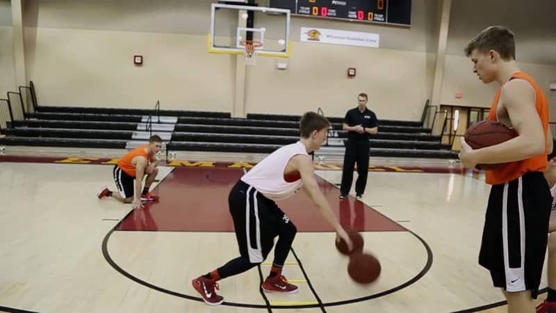 Pgc Offseason Training Ladder Ball Handling On Vimeo Train