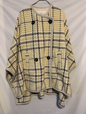 SEE By CHLOE Size 42 New NWOT Yellow Checked Cape Sweater 450a  | eBay #seebychloe SEE By CHLOE Size 42 New NWOT Yellow Checked Cape Sweater 450a  | eBay #seebychloe SEE By CHLOE Size 42 New NWOT Yellow Checked Cape Sweater 450a  | eBay #seebychloe SEE By CHLOE Size 42 New NWOT Yellow Checked Cape Sweater 450a  | eBay #seebychloe