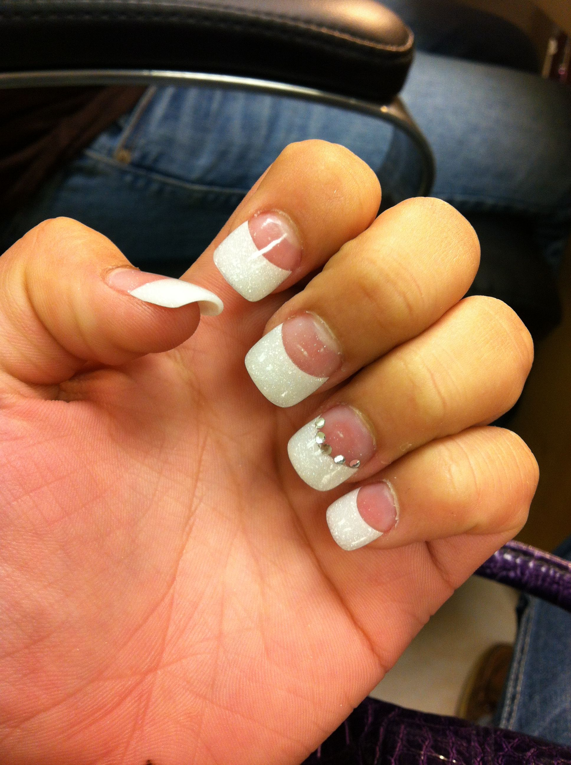 Quinceanera Nail Designs