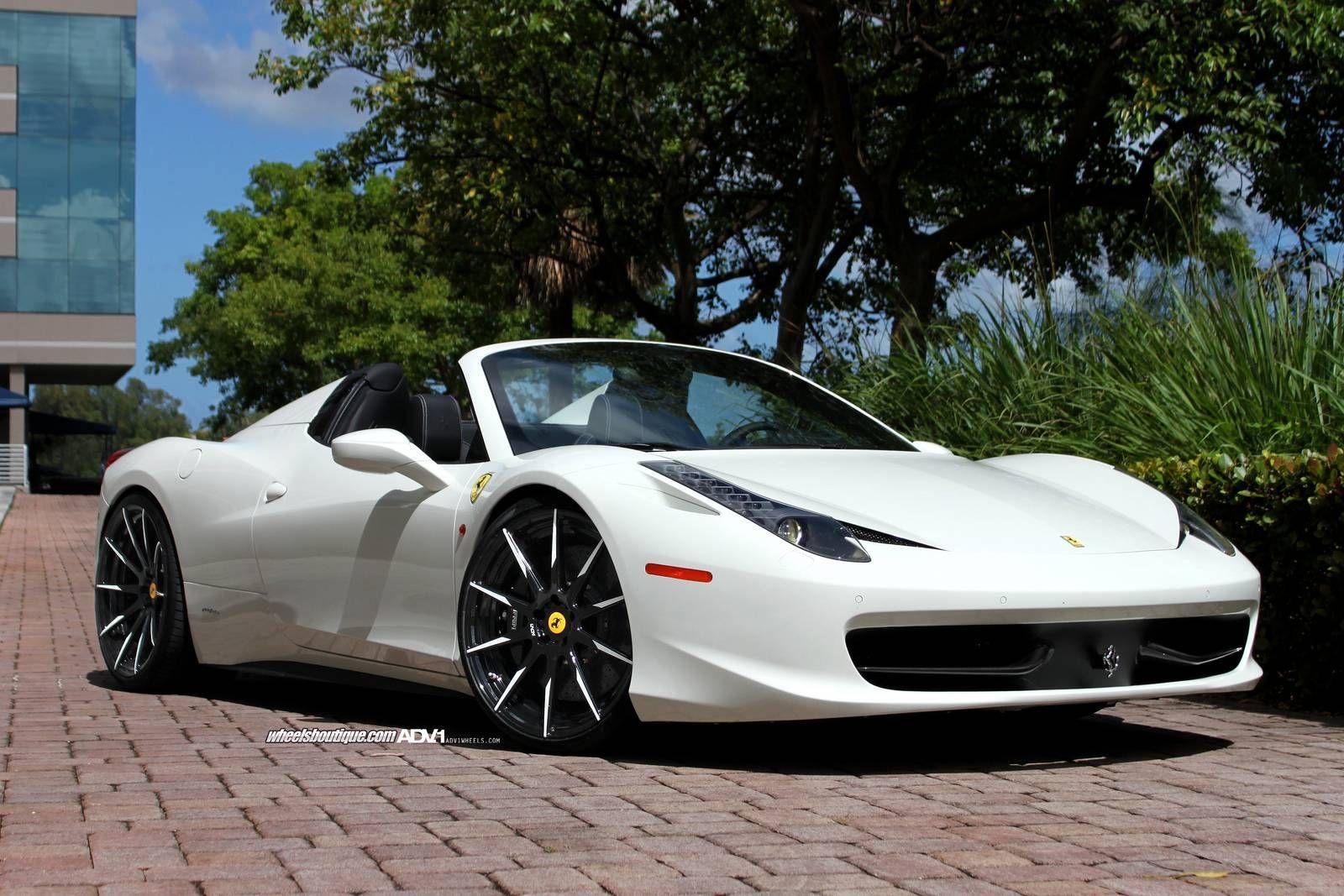 Ferrari 2013 ferrari 458 spider : 2013 - Ferrari 458 Spider | Cars | Pinterest | Ferrari 458 ...