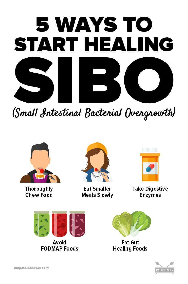 9 Symptoms of SIBO (Gut Bacteria Problem) & 5 Ways to Heal It | Health | Pinterest | Detox, Diet ...