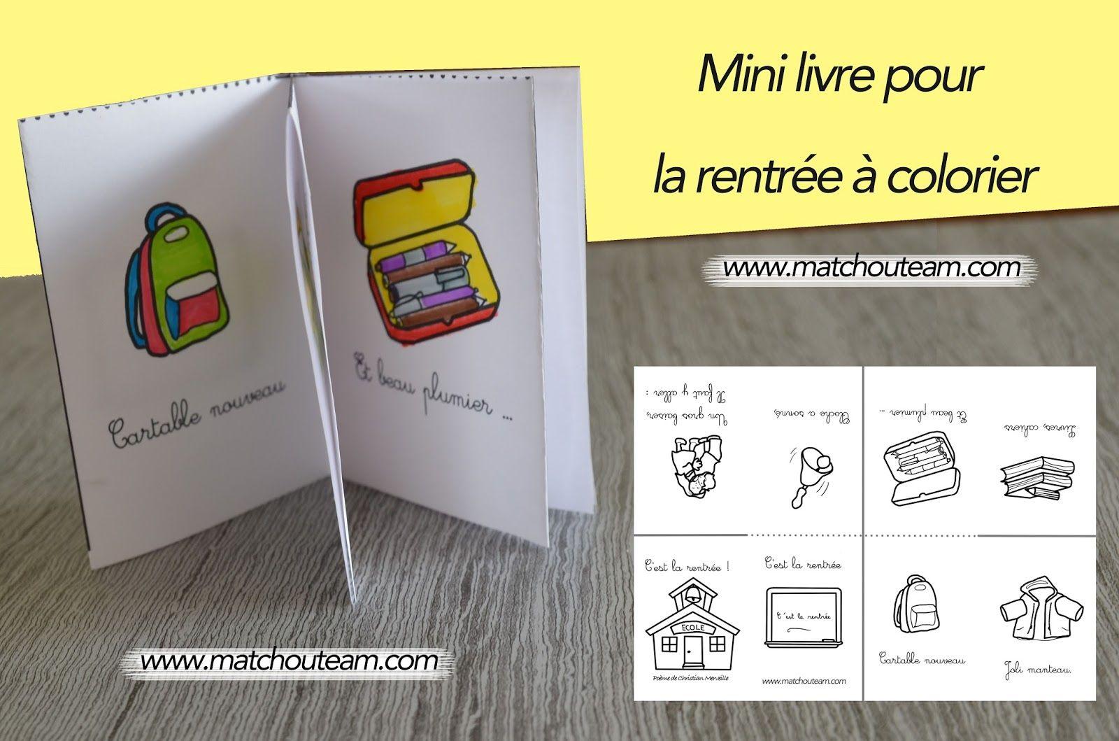 Livre A Colorier Pour La Rentree Jpg 1 600 1 059 Pixels Wiskunde
