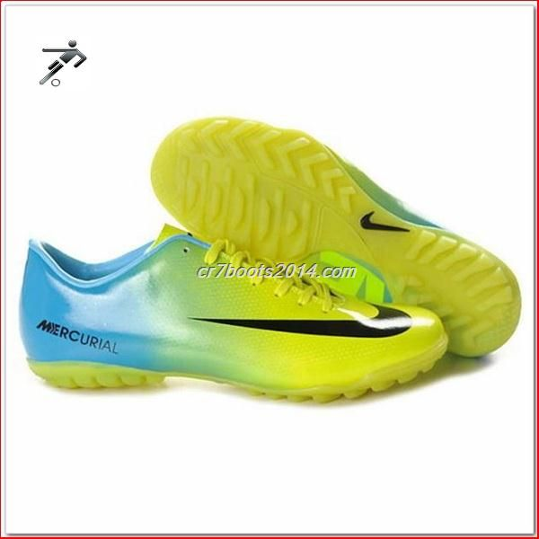 United Cycle Football Cleats Nike Mercurial Victory IV Cr7