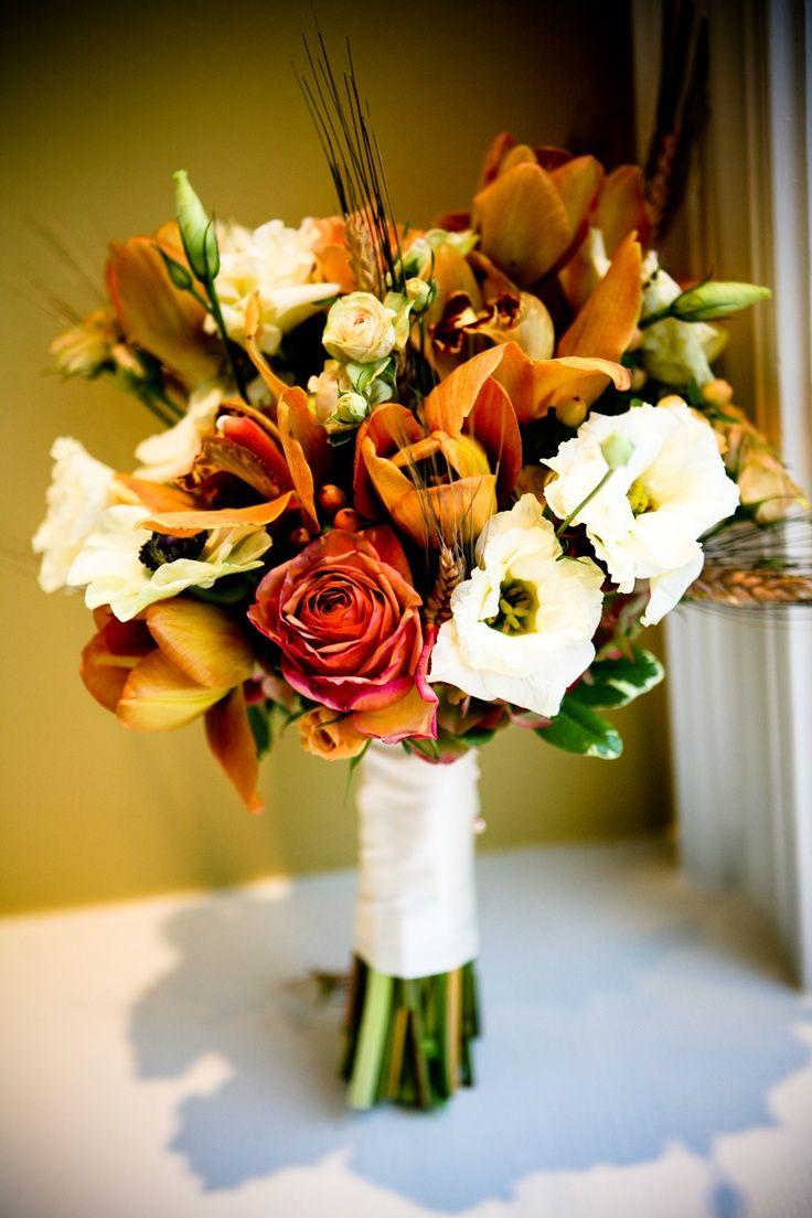 Warm And Earthy Fall Wedding Bouquets Earthy Weddings And Wedding