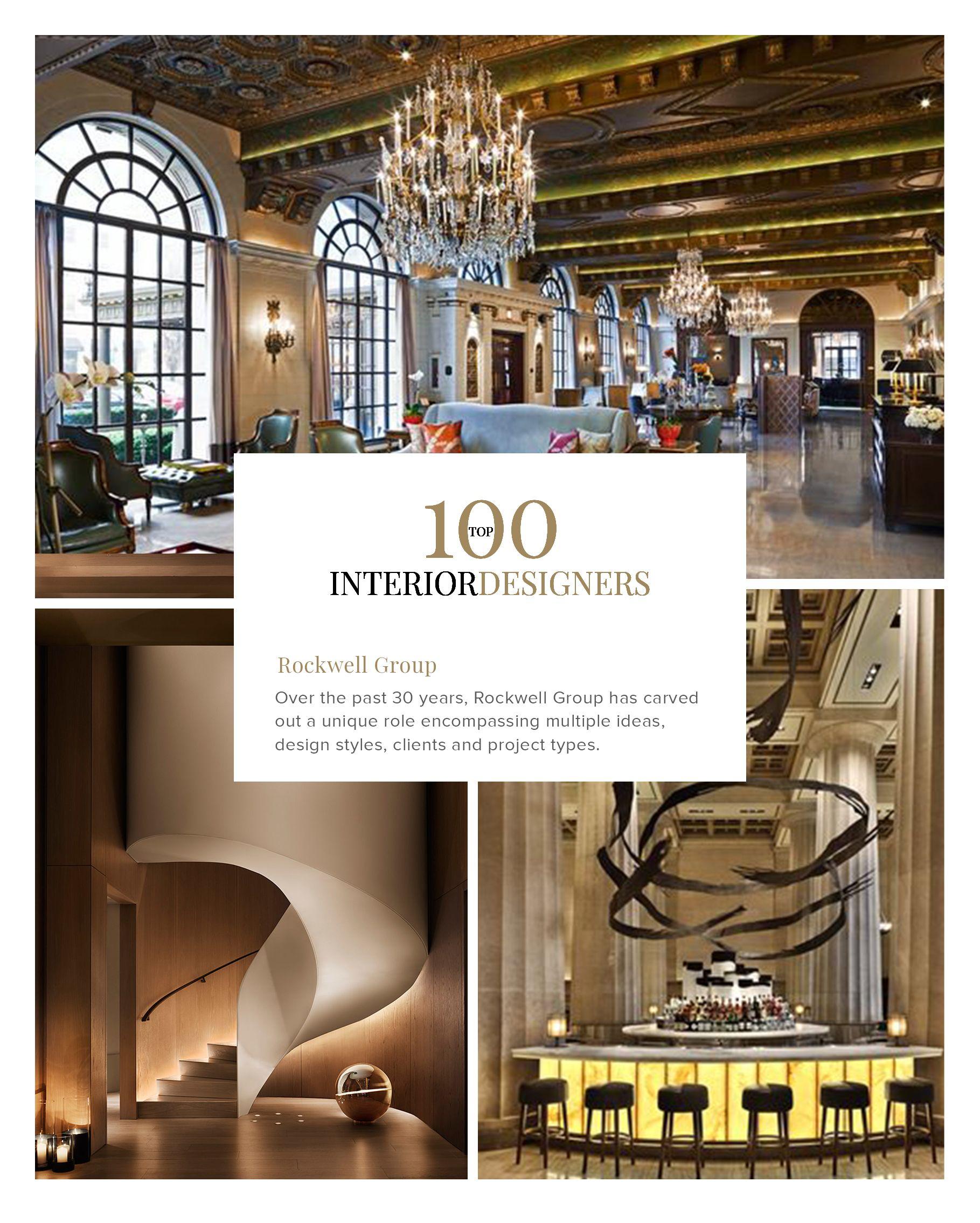 100 Best Interior Designers By Boca Do Lobo And Coveted Magazine Best Interior Famous Interior Designers Interior Designers