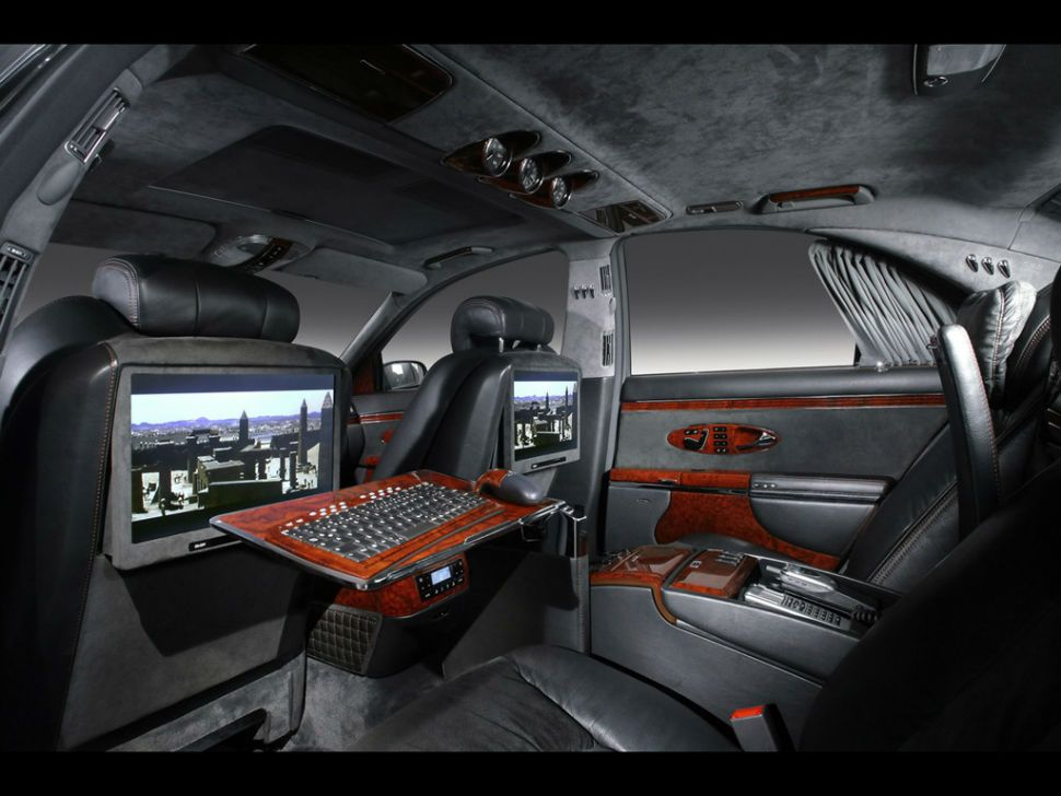 Maybach Exelero The Most Expensive Car In The World 247latestnews Com Luxury Car Interior Maybach Exelero Maybach Car