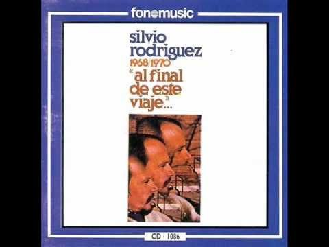 Silvio Rodriguez Al Final De Este Viaje Disco Musica Para