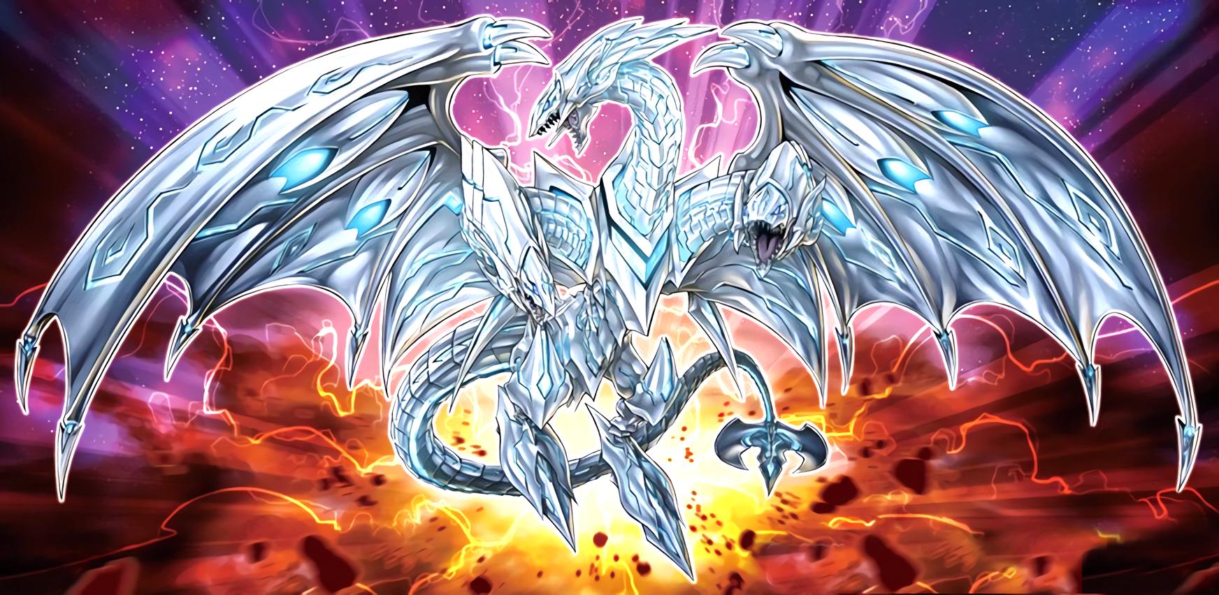 Neo Blue Eyes Ultimate Dragon Full Artwork By Alanmac95 On Deviantart In 2020 Dragon Artwork Ultimate Dragon White Dragon