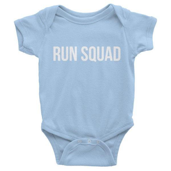 3dcbd612e Run Squad - Infant short sleeve onesie